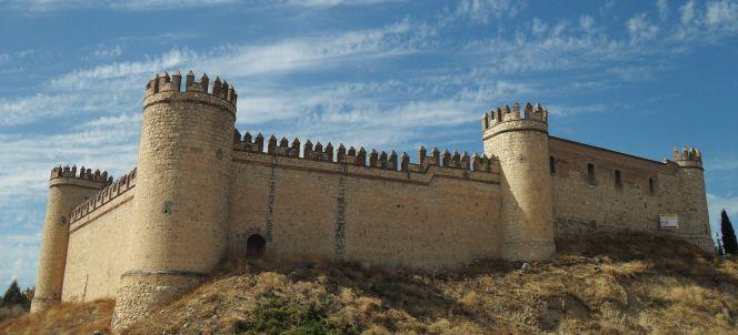 La guardia civil vende el castillo de maqueda por 5 9 millones econom a cinco d as - Subastas ministerio del interior ...