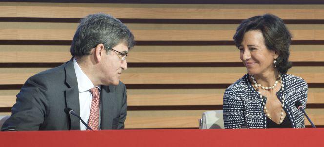 Santander mantiene su objetivo de dividendo y ajusta el de rentabilidad