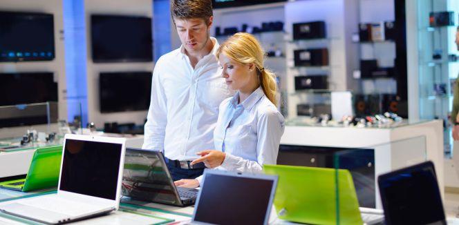 Las ventas de PC caen un 9% por la 'ausencia' del sector público
