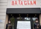 Hollande cierra en Bataclan el homenaje a las víctimas del 13N