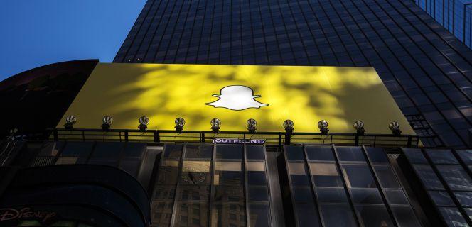 Snapchat registra la documentación para salir a Bolsa