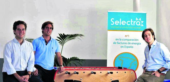 Selectra compra Comparaiso y se diversifica hacia internet y la telefonía