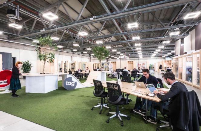 Un coworking europeo invertirá seis millones de euros en España