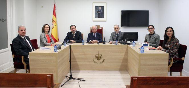 La abogacía española aprende con juicios ficticios