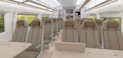 Así es el nuevo tren de muy alta velocidad de Talgo para Renfe