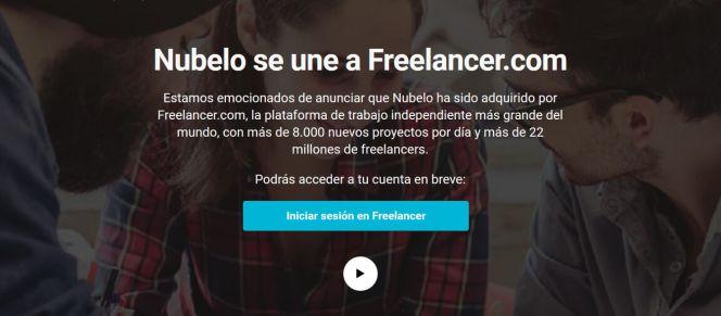 Freelancer.com adquiere a la española Nubelo