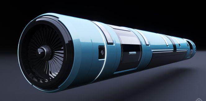 Hyperloop UPV, el tren a 1.000 Km por hora con sello español