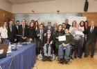 Emprendedores discapacitados con proyectos de éxito