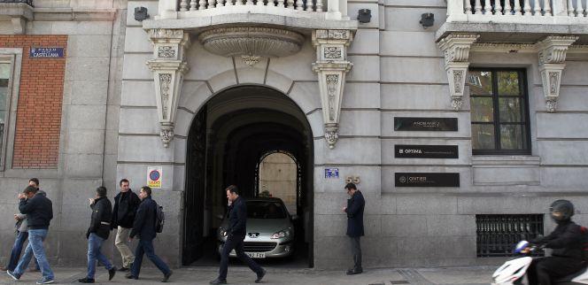 Catalana occidente compra castellana 55 a un precio r cord for Catalana occidente oficinas