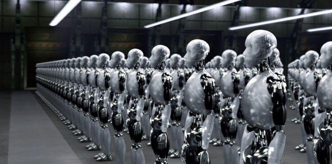 I Robot.