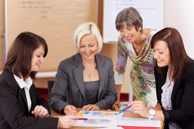 Aumenta el número de mujeres emprendedoras mayores de 40 años