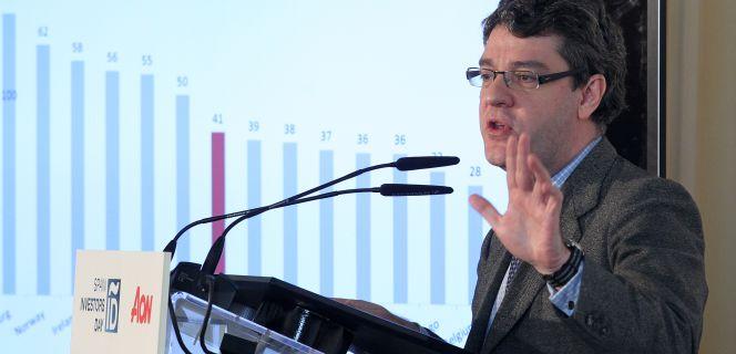 Nadal llama a invertir en el nuevo modelo económico español