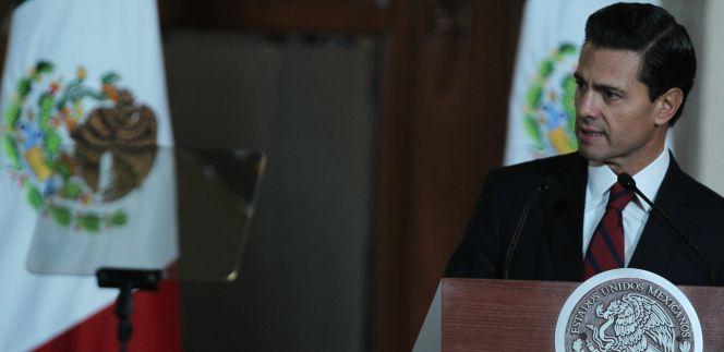 """Peña Nieto avisa a Trump: """"México no pagará el muro"""""""