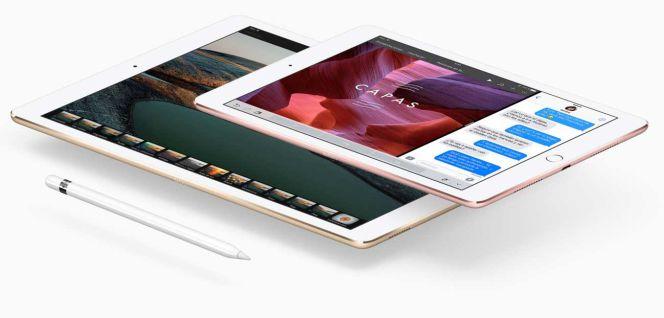 Desvelan nuevos detalles sobre los tres iPad que lanzará Apple en 2017