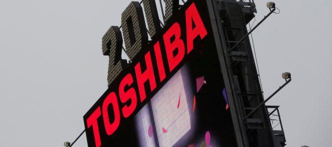 Toshiba sube en Bolsa tras el interés de varios fondos por su negocio de memorias flash