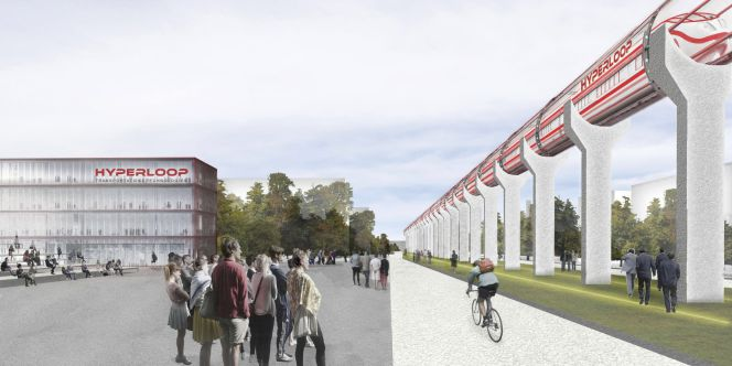 Hyperloop instala su sede europea en Toulouse
