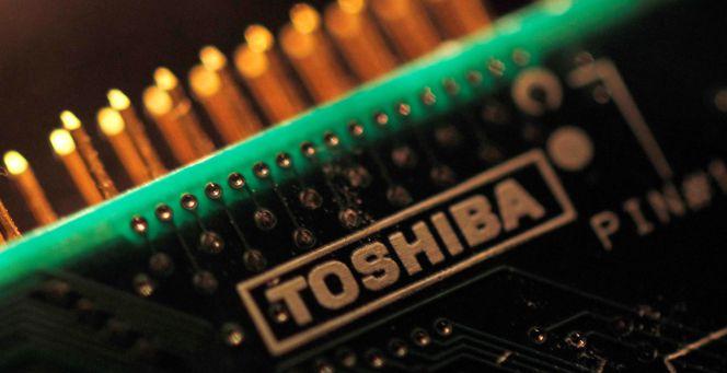 Toshiba escindirá su negocio de memorias flash el 31 de marzo