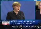 Merkel: la lucha contra el terrorismo no justifica la intolerancia