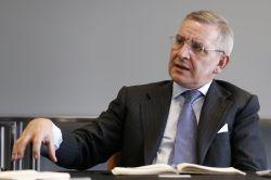"""Tomás García Madrid, CEO de OHL: """"Hacemos ya más obras en Manhattan que en toda España"""""""