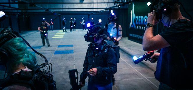 Zero Latency: la mayor experiencia de realidad virtual del mundo llega a España