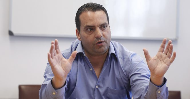 """Antolín Goya: """"Ponernos trabas no es lo mejor para volver a negociar"""""""