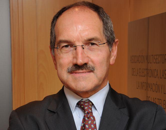 Pedro Mier, candidato a presidir la patronal tecnológica Ametic