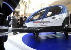 Un dron- taxi surcará los cielos... de Dubái