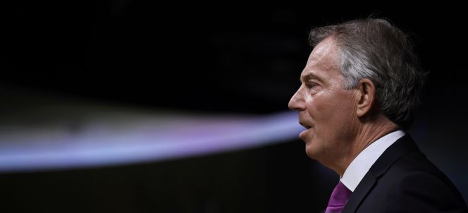 Blair pide a los británicos que se levanten contra el 'brexit'