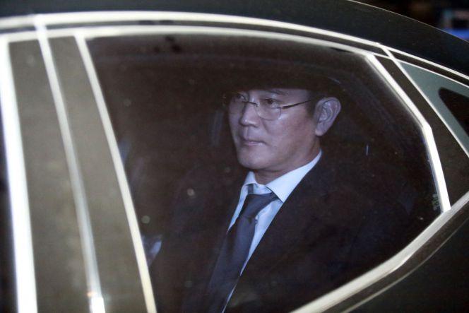 Detenido el heredero de Samsung acusado de soborno por el caso de la Rasputina