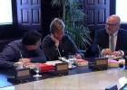 Luz verde en el Parlament a la reforma exprés para romper con España