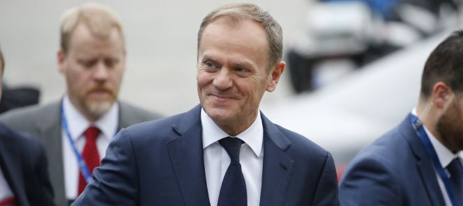 Tusk reelegido presidente del consejo europeo econom a for Presidente del consejo europeo
