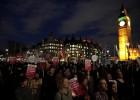 El Parlamento británico da vía libre a May para negociar el 'brexit'