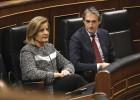 De la Serna mantiene la oferta a la estiba tras el rechazo del Congreso