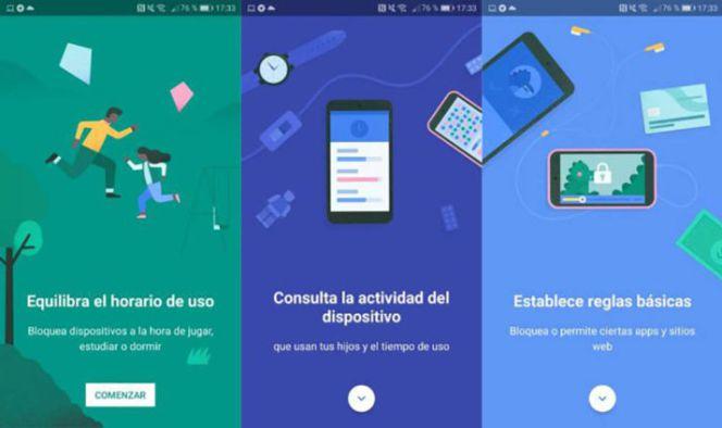 Ya puedes vigilar el móvil de tu hijo con Google Family Link