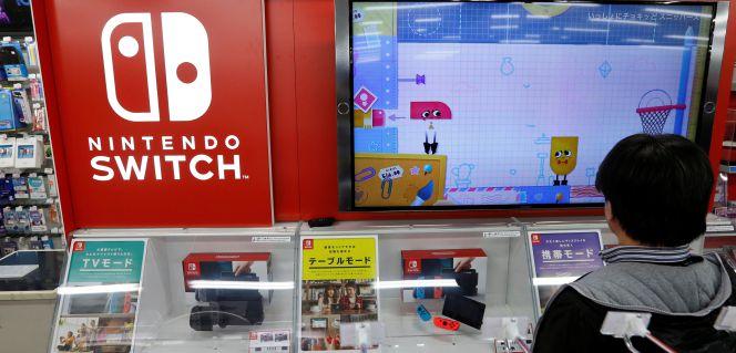 Nintendo duplicará la producción de Switch ante el gran volumen de demanda