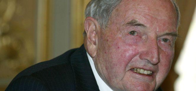 Fallece David Rockefeller a los 101 años