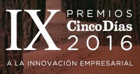 Premios Cinco Días 2016