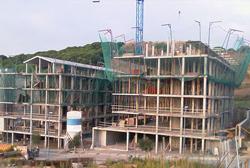 Construcción masiva de viviendas durante la burbuja inmobiliaria