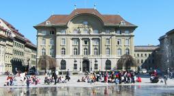 El Banco Nacional de Suiza
