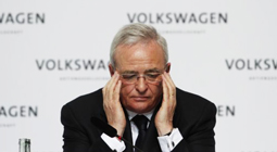 Martin Winterkorn, expresidente de Volkswagen