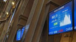 La Bolsa de Madrid. EFE PACO CAMPOS