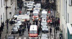 Una calle de París tras los atentados yihadistas