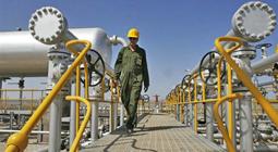 Refinería iraní de petróleo en Azadegan