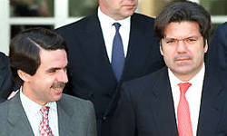 Juan Villalonga, amigo de Aznar, fue Consejero Delegado de Telefónica tras la privatización