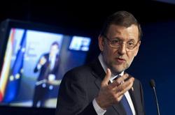 Mariano Rajoy (PP), presidente del Gobierno español desde el 21 de diciembre de 2011