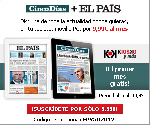 Oferta El País + Cinco Días