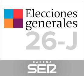 Elecciones generales 2016 en la cadena SER